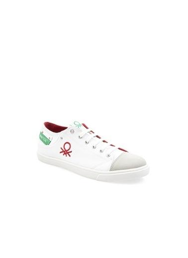 Benetton Sneakers Kırmızı